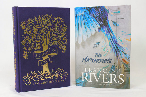 Masterpiece and Lineage of Grace Francine Rivers Bundle
