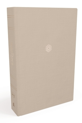 The Nkjv, Woman's Study Bible, Cloth Over Board, Cream, Full-Color