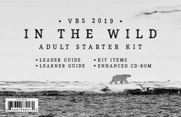 Vbs 2019 Adult Starter Kit