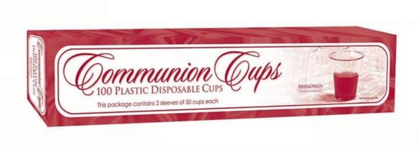 Communion Cups 100ct