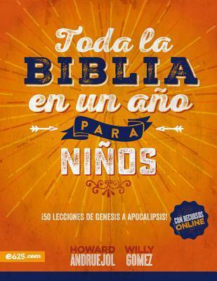 Toda La Biblia En Un Ano Para Ninos