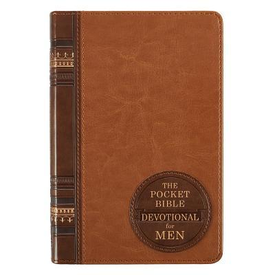 Pckt Bible Devo Lux-Leather Me