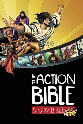 Action Bible Study Bible-ESV