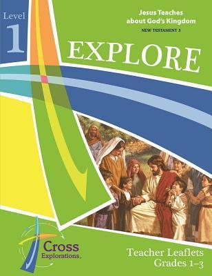 Explore Level 1 (Gr 1-3) Teacher Leaflet (Nt3)