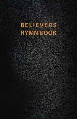 Believers Hymn Book REV Ed Blk Lth