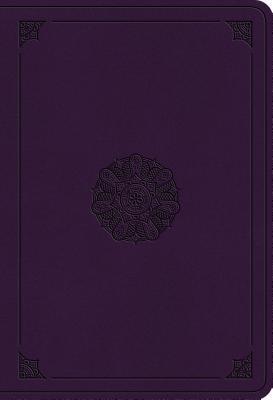 ESV Student Study Bible (Trutone, Lavender, Emblem Design)