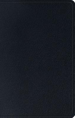 ESV Single Column Thinline Bible (Black)