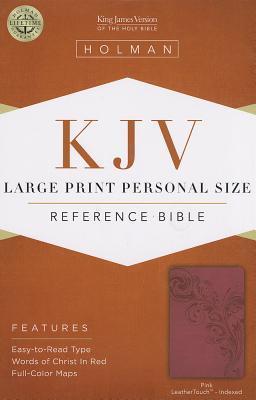 Large Print Personal Size Reference Bible-KJV