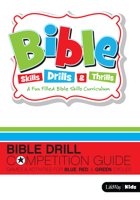Bible Drill Competition Guide