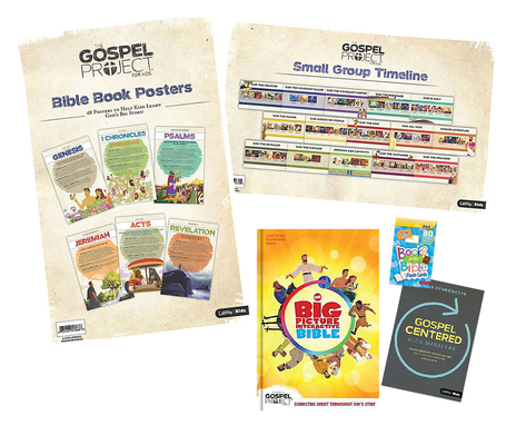 The Gospel Project: Home Edition Ultimate Big Picture Learning Pack
