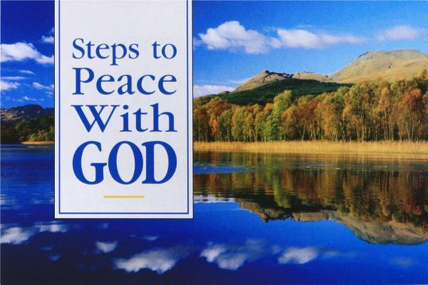Steps to Peace with God: Scenic Version
