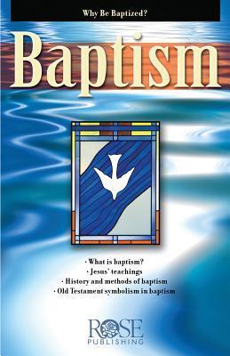 Pamphlet: Baptism