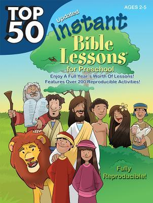 Top 50 Instant Bible Lessons for Preschoolers
