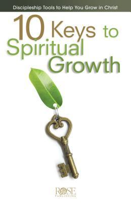 Pamphlet: 10 Keys to Spiritual Growth
