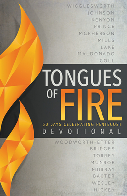 Tongues of Fire Devotional: 50 Days Celebrating Pentecost