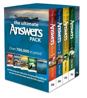 The Ultimate Answers Pack: Get the Ultimate Collection of Compelling Biblical Answers from Ken Ham and the Aig Experts.