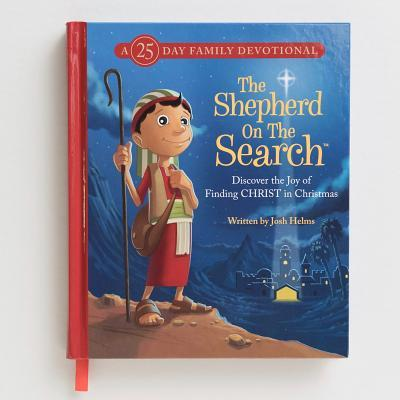 The Shepherd on the Search: A 25 Day Family Devotional