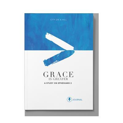Grace Is Greater: Participant Journal: God's Plan to Overcome Your Past, Redeem Your Pain, and Rewrite Your Story