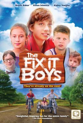 DVD-Fix It Boys (April): The Pearl of Great Price