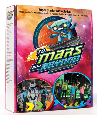 MARS AND BEYOND SUPER STARTER KIT