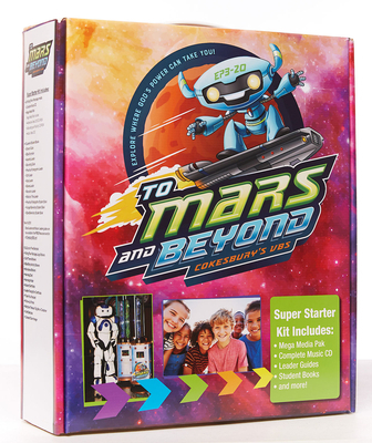 Vacation Bible School (Vbs) 2019 to Mars and Beyond Super Starter Kit Plus Digital: Explore Where God's Power Can Take You!