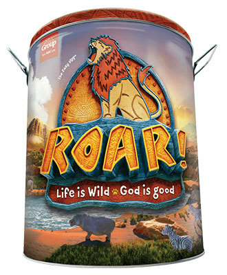 Roar Vbs Ultimate Starter Kit: Life Is Wild.God Is Good!