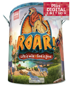 Roar Vbs Ultimate Starter Kit Plus Digital: Life Is Wild.God Is Good!