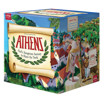 Athens Vbs Starter Kit Plus Digital: Paul's Dangerous Journey to Share the Faith