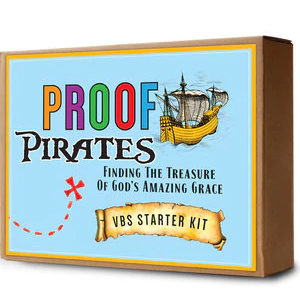 VBS PROOF PIRATES STARTER KIT
