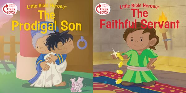 The Prodigal Son/The Faithful Servant (Flip-Over)