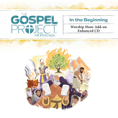 The Gospel Project for Preschool: Preschool Worship Hour Add-On Enhanced CD - Volume 2: Out of Egypt