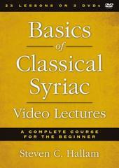 Basics of Clssical Syriac Video Lectures