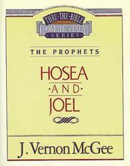 Hosea and Joel