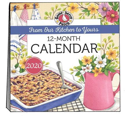 2020 Gooseberry Patch Wall Calendar