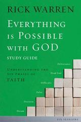 Everything is Possible With God