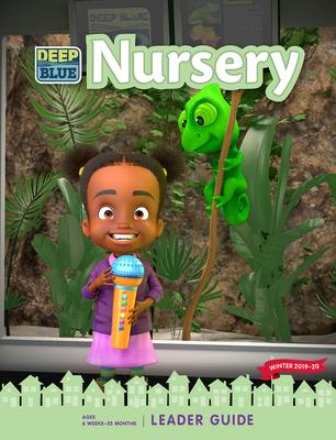 Deep Blue Nursery Leader Guide Winter 2019-20
