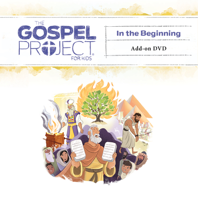 The Gospel Project for Kids: Kids Leader Kit Add-On DVD - Volume 2: Out of Egypt