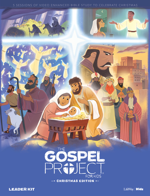 The Gospel Project for Kids: Christmas Edition