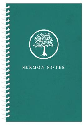 Sermon Notes Journal [olive Tree]