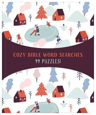 Cozy Bible Word Searches: 99 Puzzles!