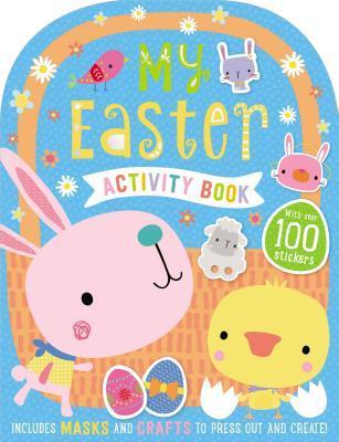 "Seasonal Activity Book"""