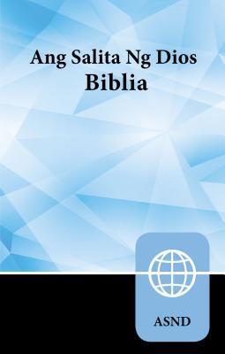 Tagalog Bible, Paperback