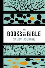 Books of the Bible Study Journal