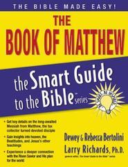 Book of Matthew The Smart Guide to the Bible Series