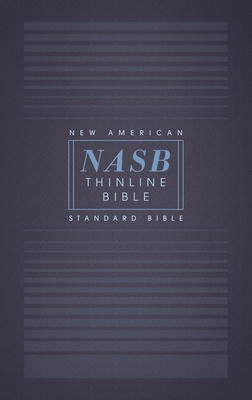 Nasb, Thinline Bible, Paperback, Red Letter Edition, 1995 Text, Comfort Print