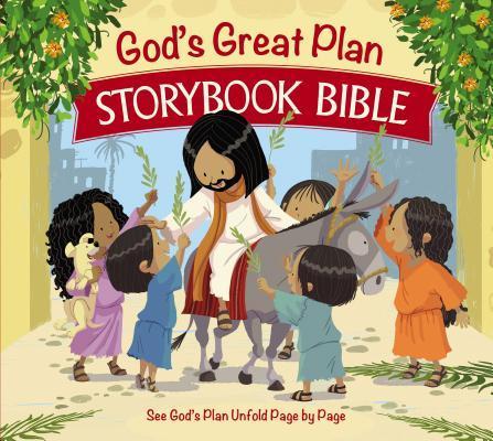 God's Great Plan Storybook Bible