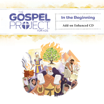 The Gospel Project for Kids: Kids Leader Kit Add-On Enhanced CD - Volume 2: Out of Egypt