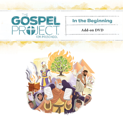 The Gospel Project for Preschool: Preschool Leader Kit Add-On DVD - Volume 2: Out of Egypt