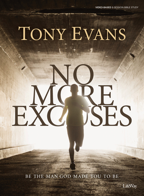 No More Excuses - Bible Study Book