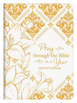 Pray Through the Bible in a Year Devotional